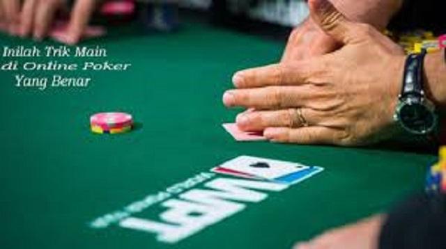 Mengenal Situs Online Poker Dan Bonusnya